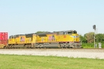UP 8318 and 4969